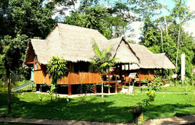 Tambopata Lodge